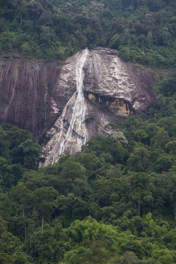 Водопад Jelawang стоковое фото rf