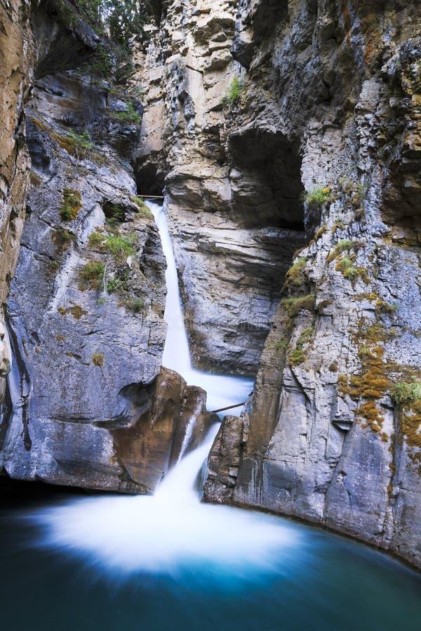 Водопад Johnston Cayon стоковые фото