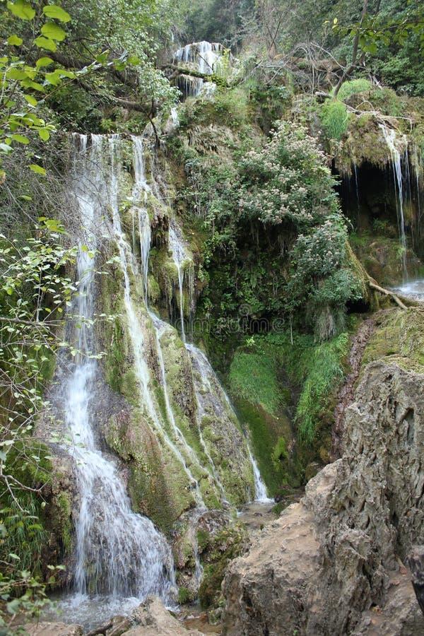 Водопад Krushuna стоковые изображения rf