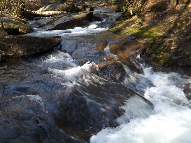 Воды Georgia стоковые изображения rf
