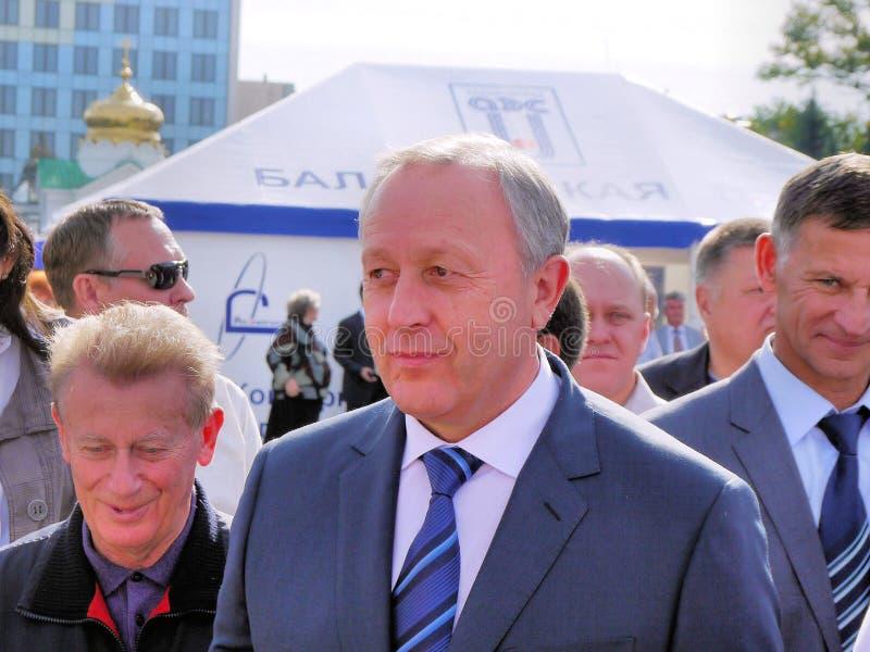 Воевод Valery Radaev стоковое фото