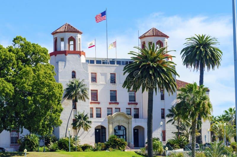 Военноморской медицинский центр Сан-Диего стоковая фотография