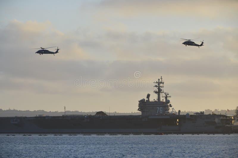 Военно-морской флот Соединенных Штатов стоковые фото