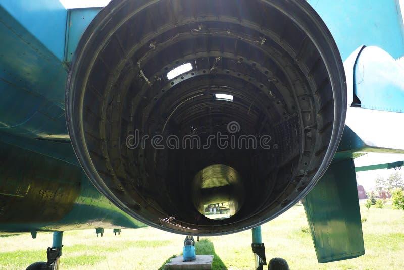 Военные самолеты припарковали на том основании o стоковая фотография rf