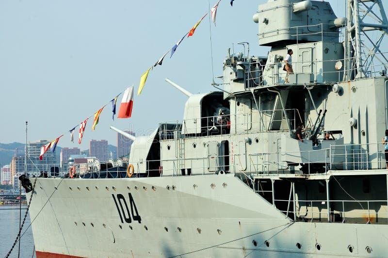 военный корабль стоковые изображения