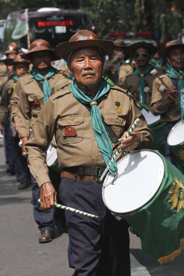 Военный оркестр НОВЫЙ стоковые фото
