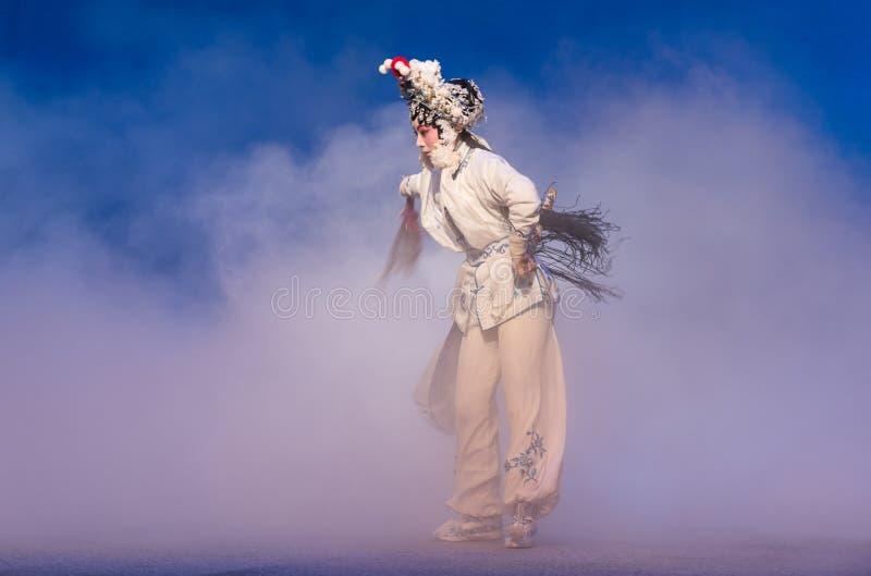 """Возблагодарите поступок humbly-The пятый украдите бессмертное-Kunqu  Opera""""Madame белое Snake†стоковое изображение rf"""