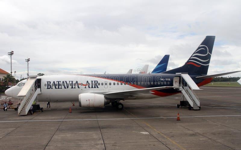 Воздух Батавия стоковое фото