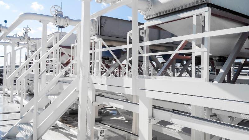 Воздушные охладители бензина стоковые изображения