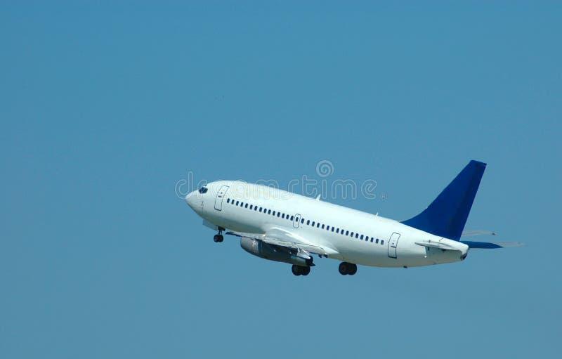 воздушные судн с принимать стоковые фото