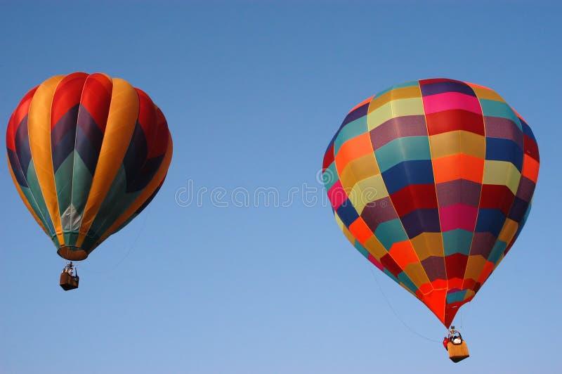 воздушные шары III стоковое изображение rf
