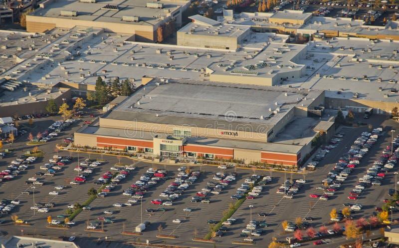 воздушный магазин macy s отдела стоковые изображения rf