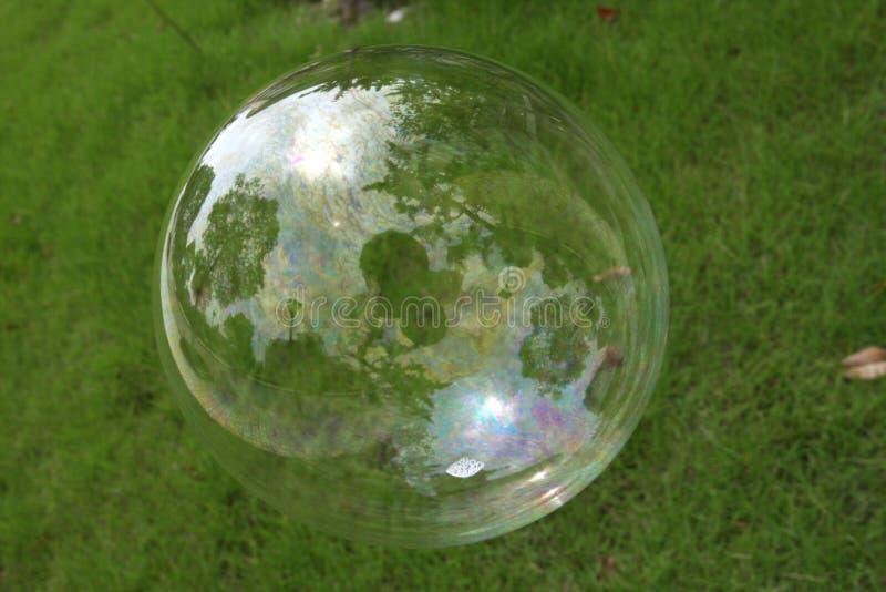 воздушный пузырь стоковое изображение rf