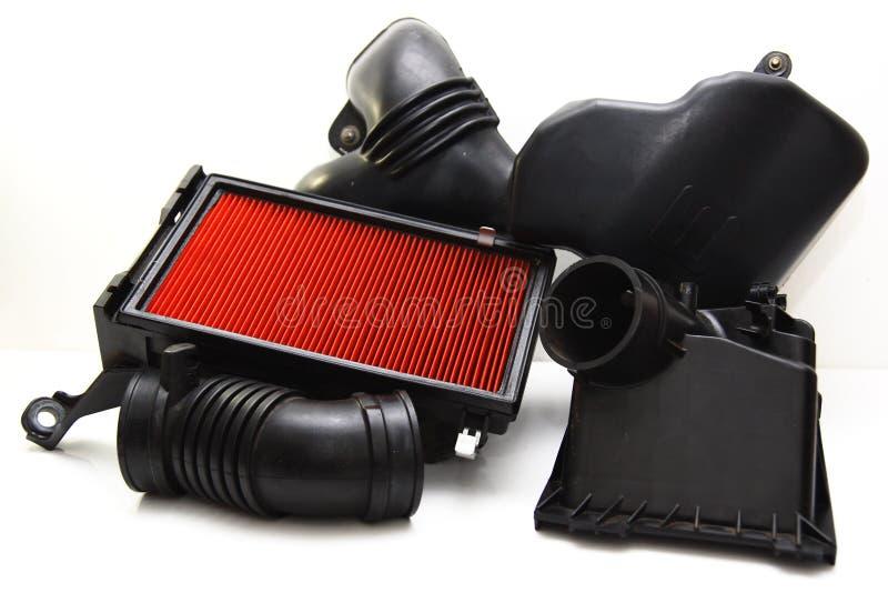 воздушный фильтр стоковое изображение