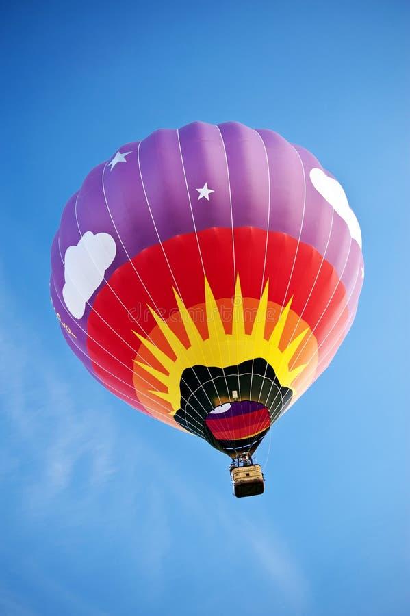 воздушный шар горячий стоковые изображения rf