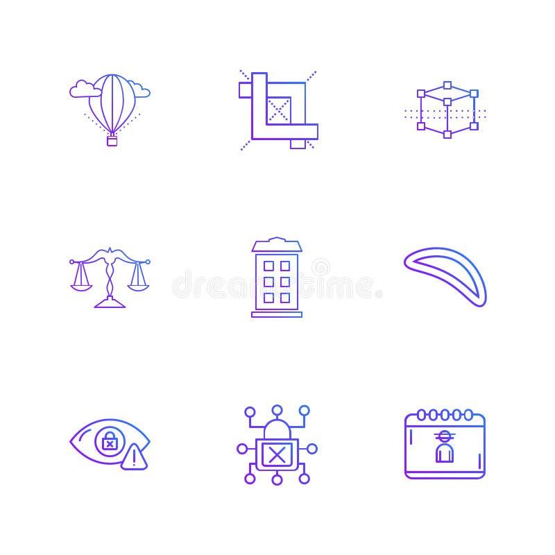 воздушный шар, правосудие, здание, кибер, безопасность, secur интернета бесплатная иллюстрация