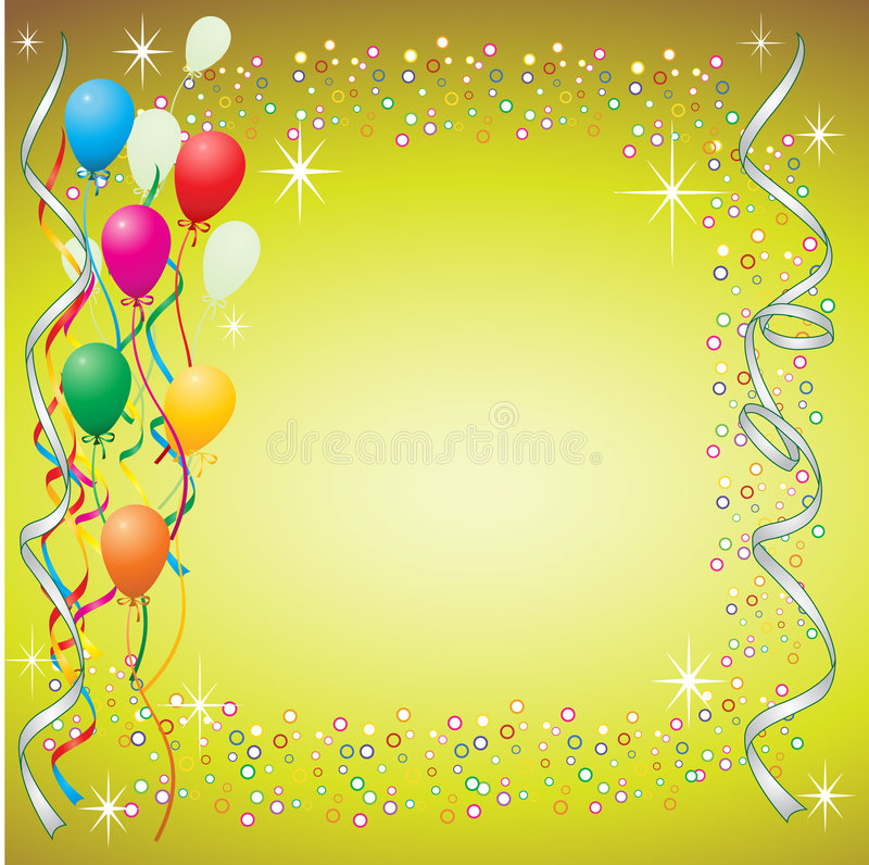 воздушный шар предпосылки бесплатная иллюстрация