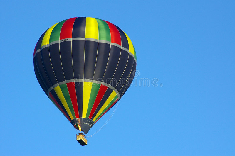 воздушный шар 01 Стоковые Фотографии RF