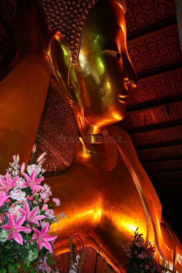 возлеубежать Будды стоковая фотография