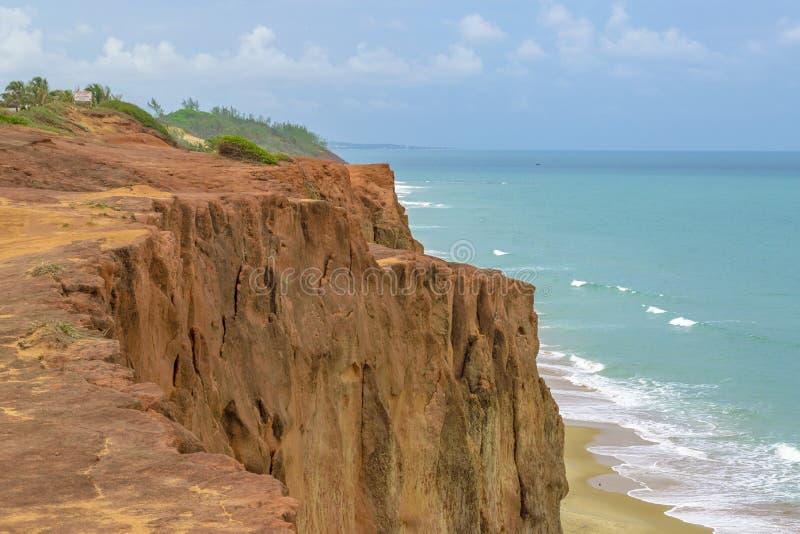 Download Воздушная пипа Бразилия сцены Seascape Стоковое Фото - изображение насчитывающей environment, baxter: 81800024