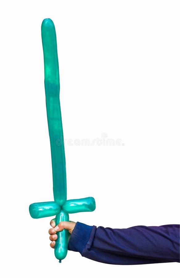 Воздушный шар Sward стоковые фото