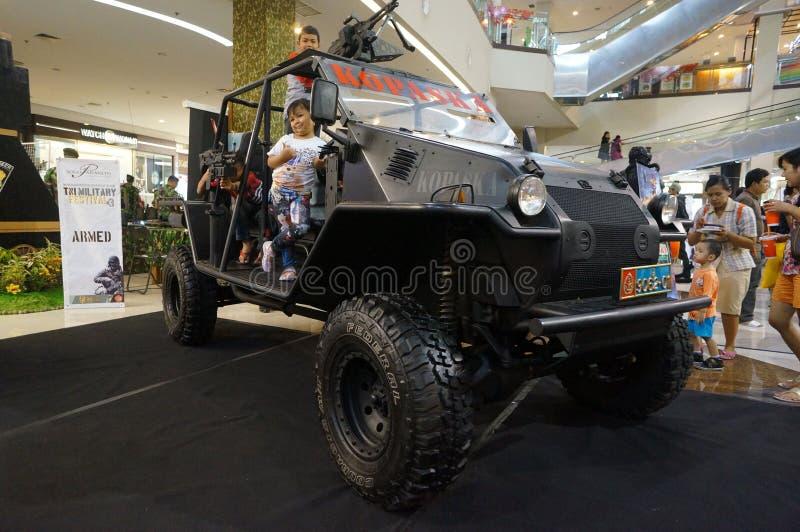 Воинская выставка стоковое изображение rf