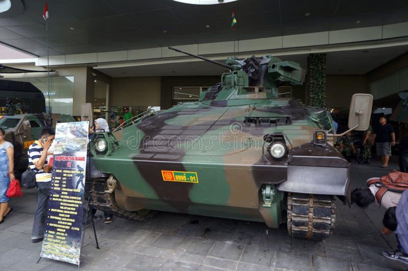 Воинская выставка стоковое фото