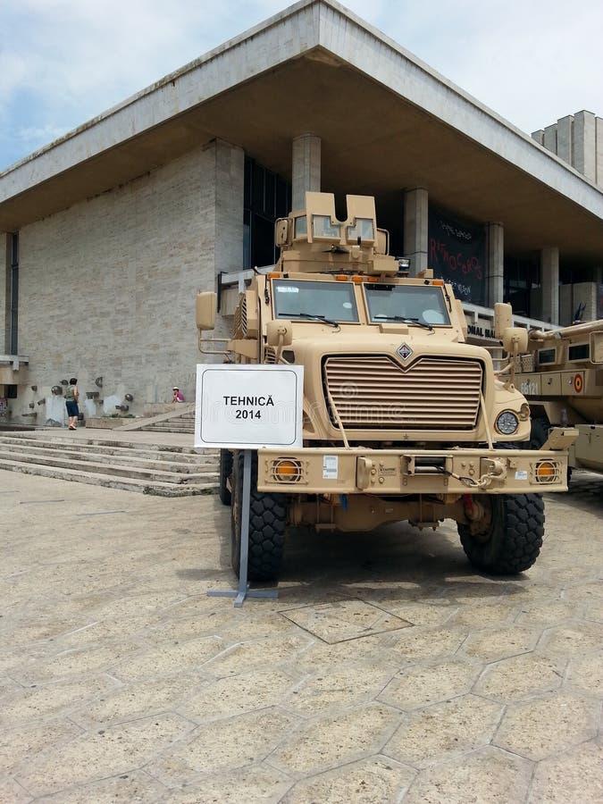 Воинская машина стоковые изображения