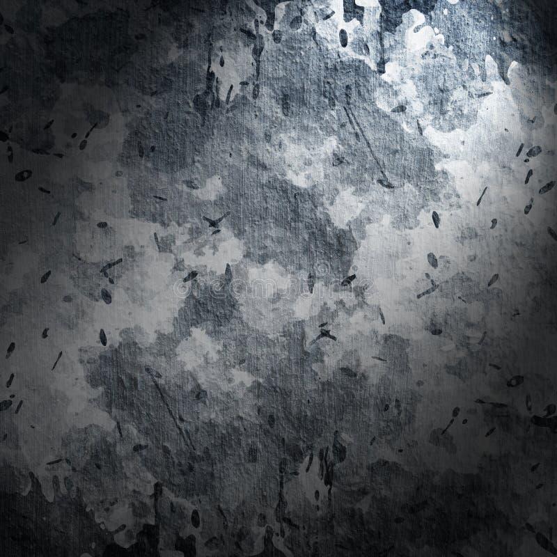 Воинская предпосылка Grunge стоковые изображения
