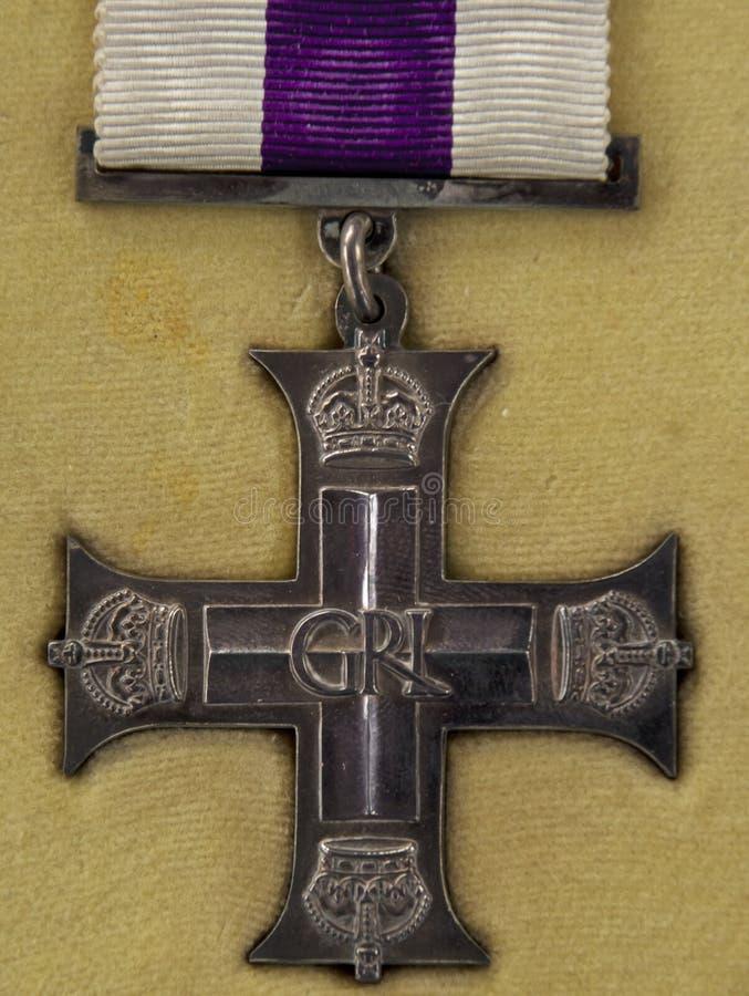 Воинский крест от Вторая мировой войны стоковые фото