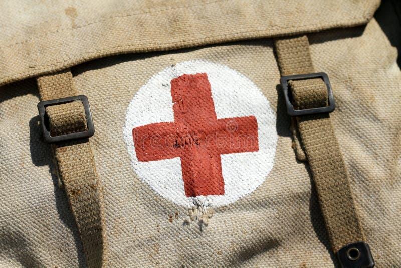 Воинский набор фармации стоковое изображение