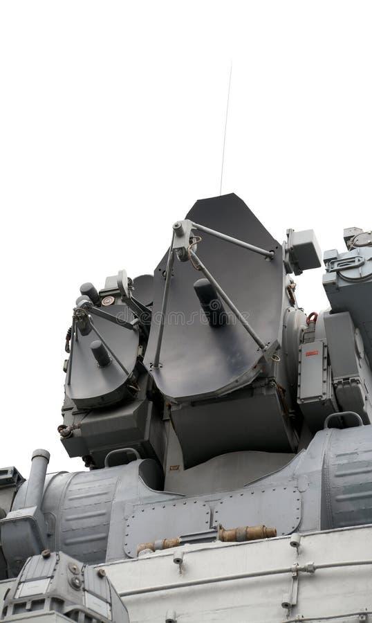 воинский радиолокатор стоковая фотография