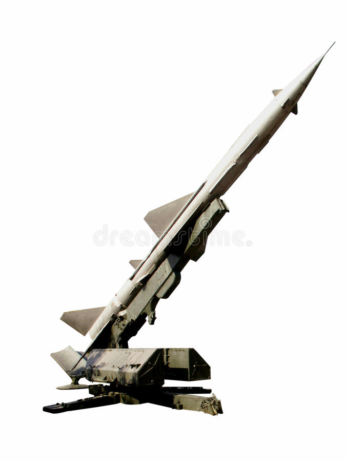 воинский реактивный снаряд стоковое фото rf