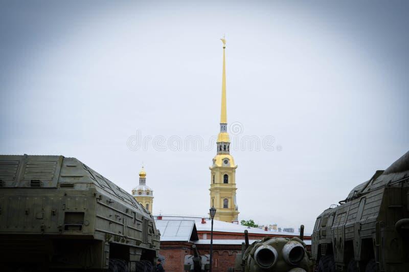 Воинское оборудование стоковое фото rf