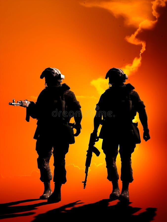 воин бесплатная иллюстрация