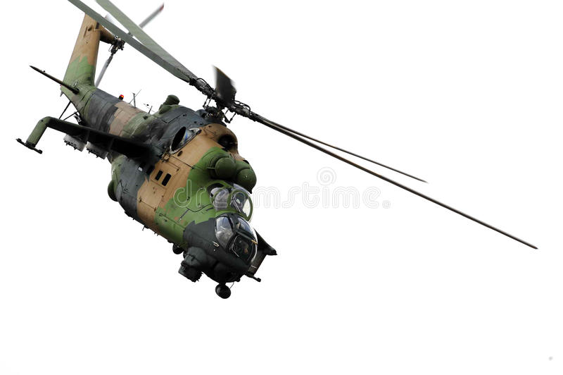 воиска вертолета действия бесплатная иллюстрация