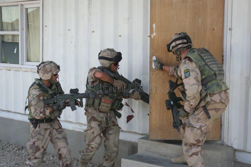 Война Афганистана стоковое фото rf