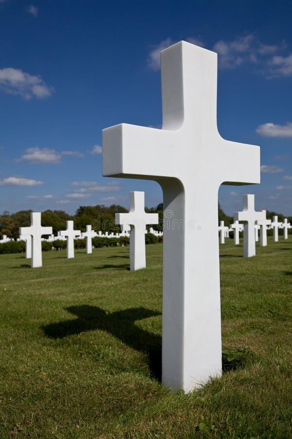 война могил стоковое изображение