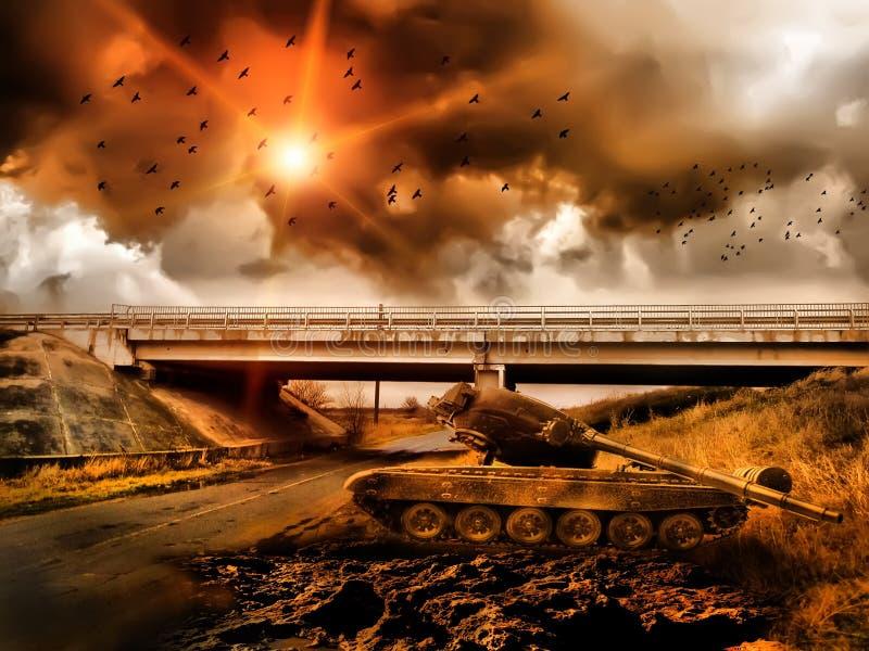 Война иллюстрация штока