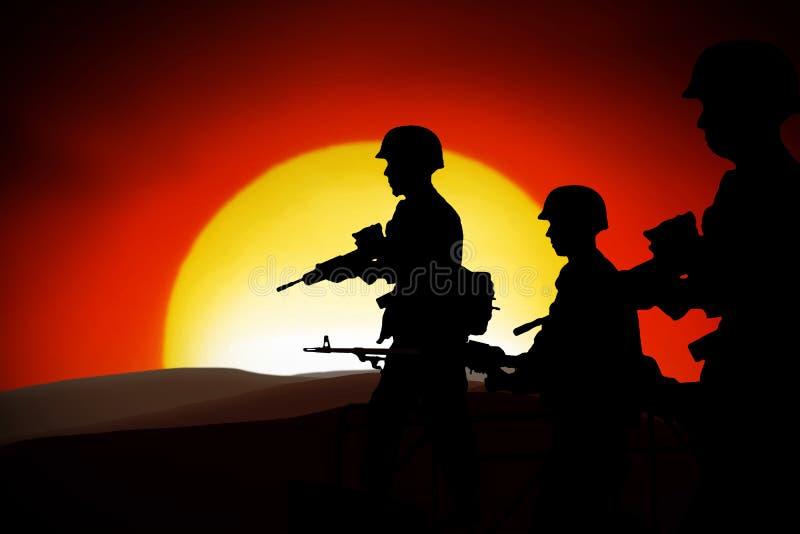 война бесплатная иллюстрация