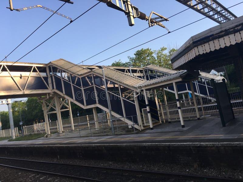 Вокзал стоковые фотографии rf