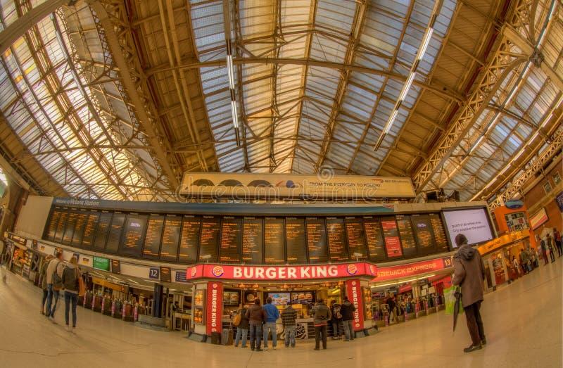 Вокзал Виктории стоковое фото rf