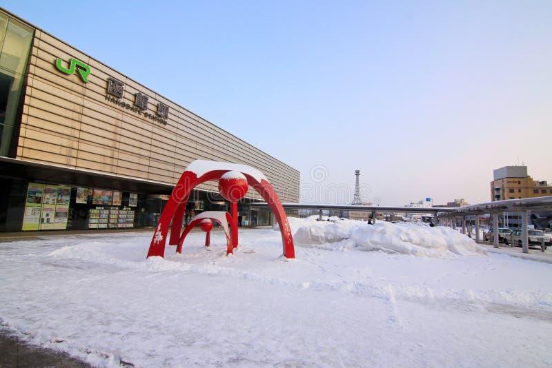 Вокзал ориентир ориентира привлекательности стоковое фото rf