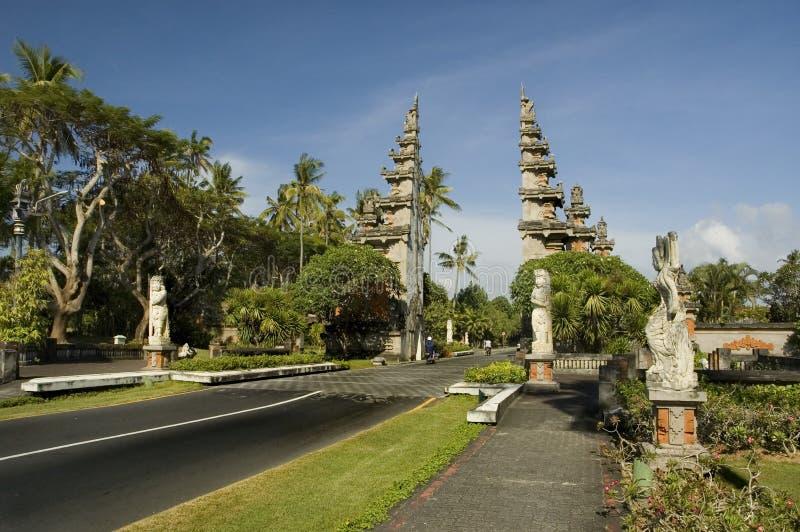 вокруг серии bali Индонесии стоковое изображение