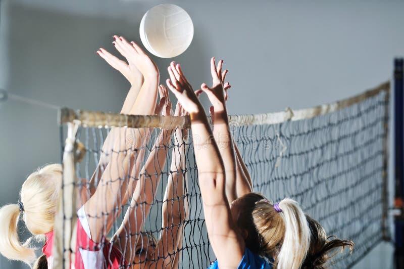 Волейбол стоковые фото