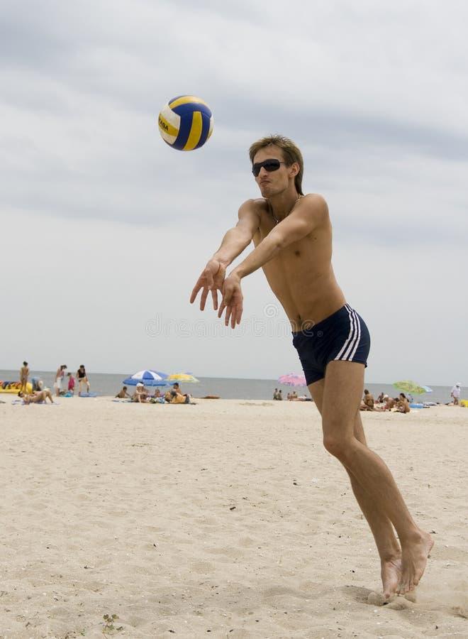волейбол стоковые изображения