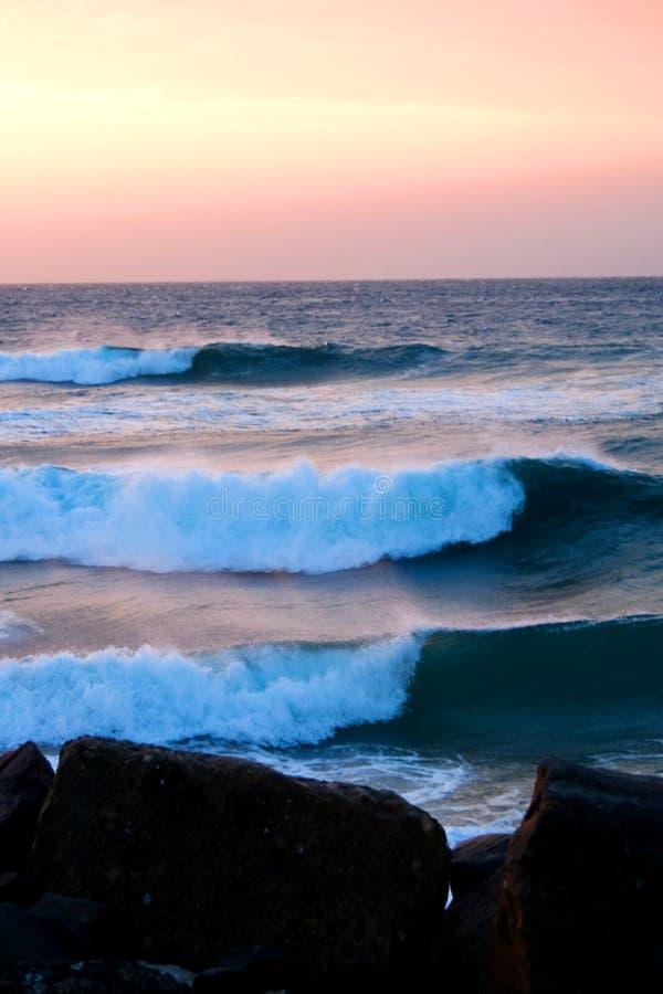 волна океана стоковая фотография