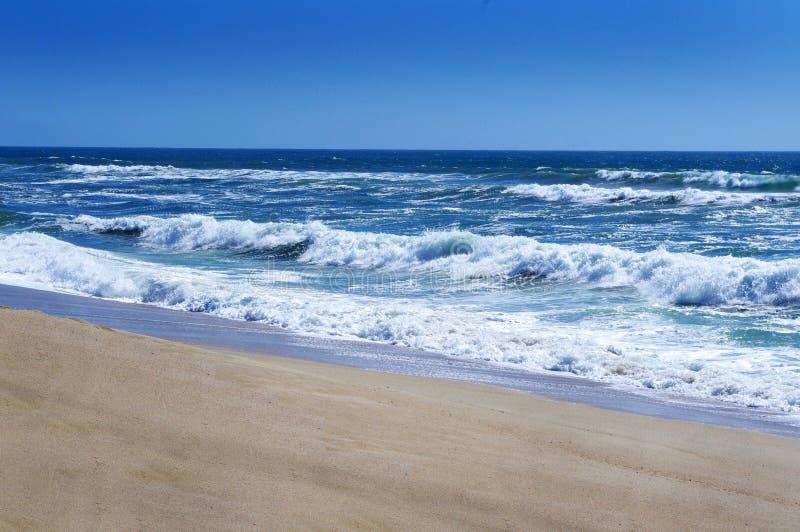 волны голубого неба стоковые фотографии rf