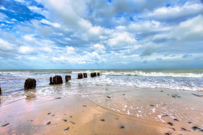 Волны Cromer стоковые фото