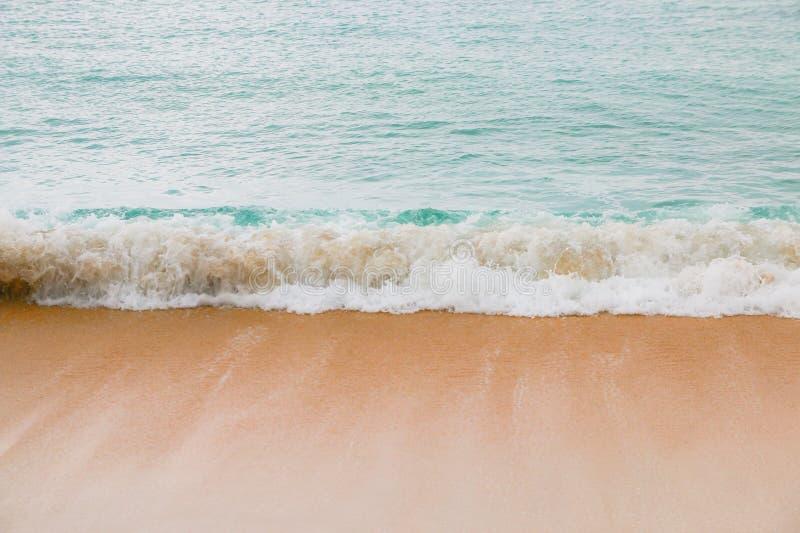 Волны Teal стоковая фотография
